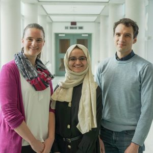 tarnem with faculty